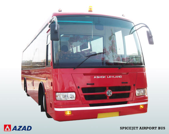 Azad Group - Manufacturers of Luxury Coaches, City Bus